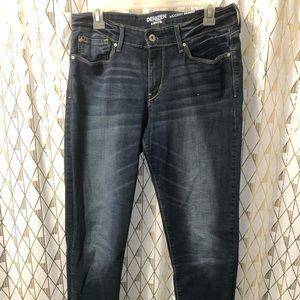 Skinny Denizen Size 10M Jeans